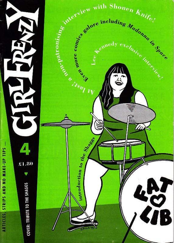 Girls who like drums