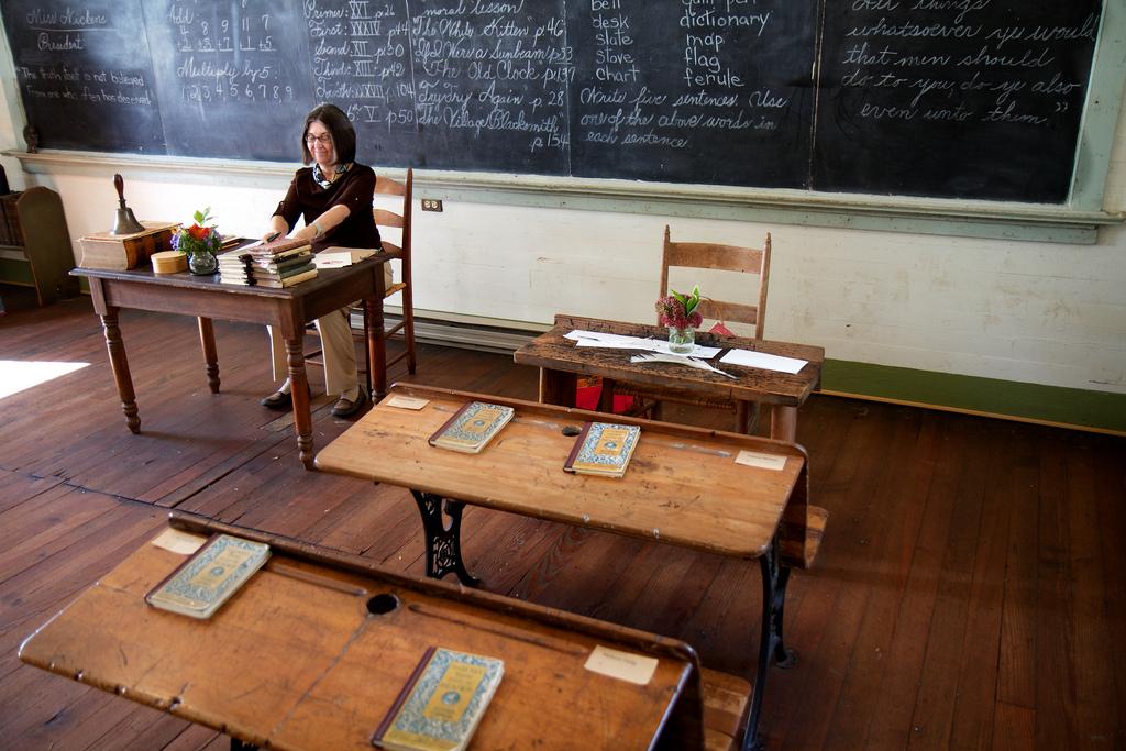 Cambiar la mirada educativa