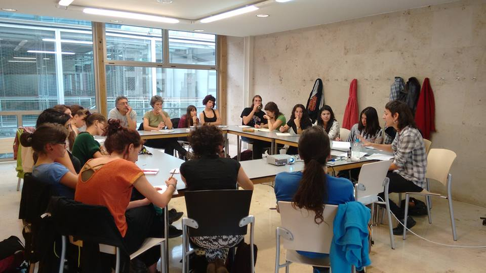 Escuela de ecofeminismo en Vitoria Gasteiz