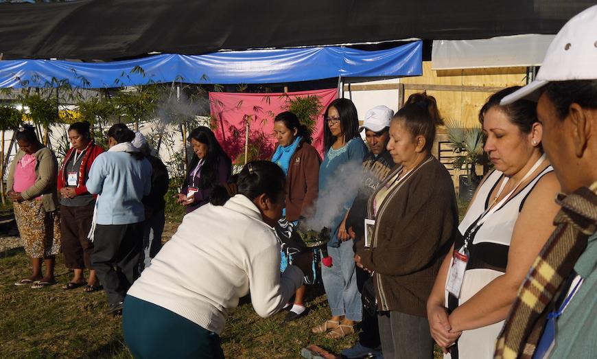 El activismo, bálsamo para las madres de los desaparecidos