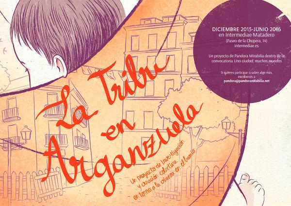Reportaje sobre La Tribu en Arganzuela en 'La aventura del saber'