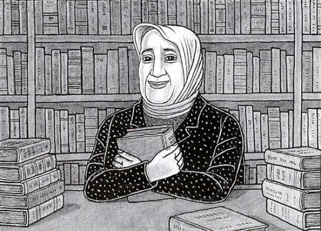 Protagonistas de 'Un cuento propio 3': Alia Muhammad Baqer