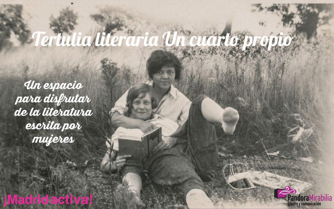 Tertulia sobre literatura escrita por mujeres 'Un cuarto propio'