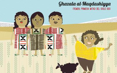 Celebramos el Día de la Paz liberando el cuento de Ghazala