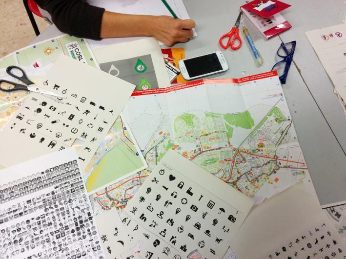 Mapas de la ciudad viva