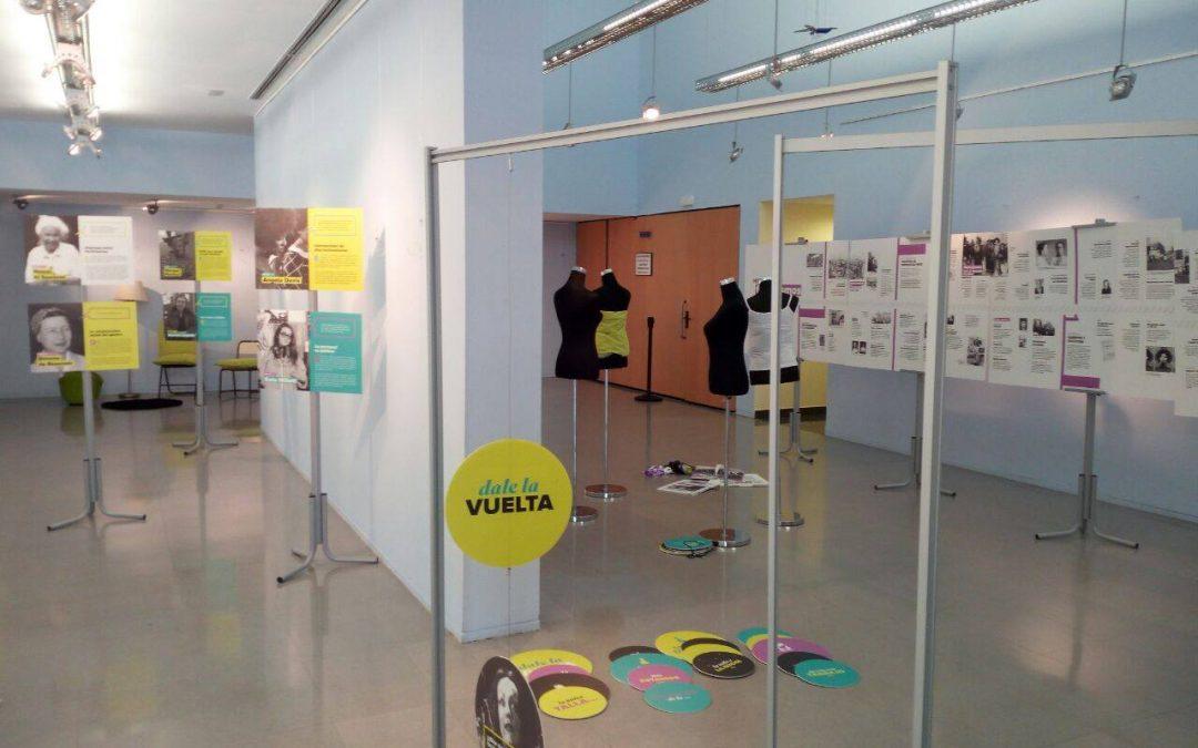 La exposición 'Feminismos, ¿te atreves a descubrirlos?' vuelve en primavera