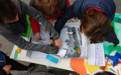 El proyecto Red de patios entra en la fase de propuestas