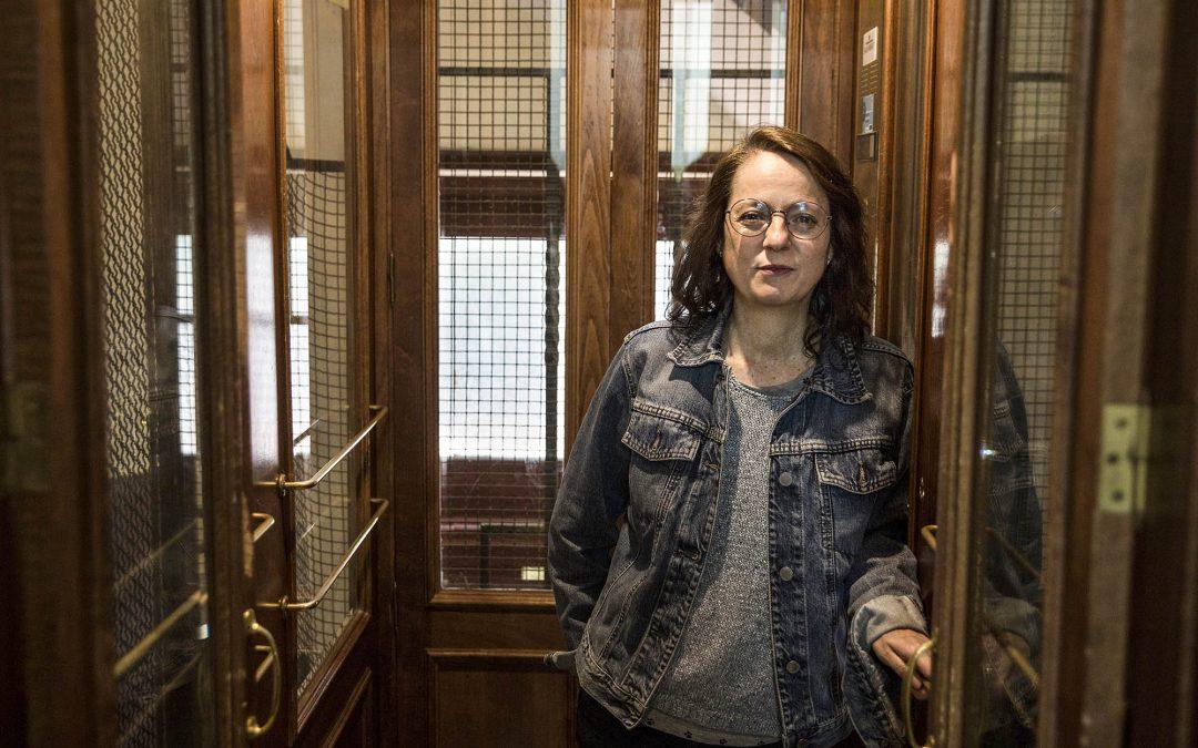 Entrevista a Marta Sanz sobre 'Clavícula'