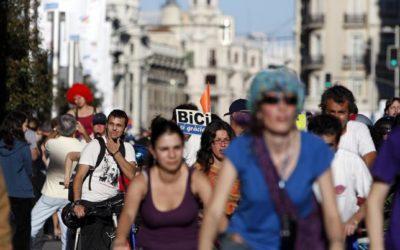 Pedaladas de cambio para la Semana de la Movilidad