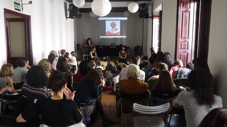 Presentamos en Madrid el álbum ilustrado de Un Cuento Propio