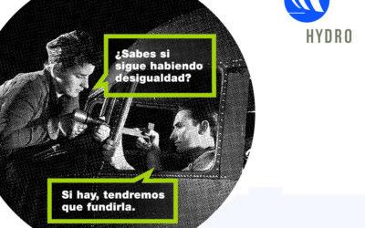 Elaboramos un plan de igualdad para Hydro Extruded Solutions Spain