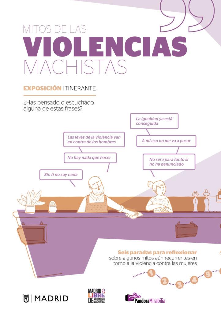 Mitos de las violencias machistas