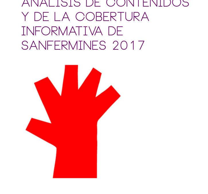 Análisis de la cobertura informativa de Sanfermines 2017