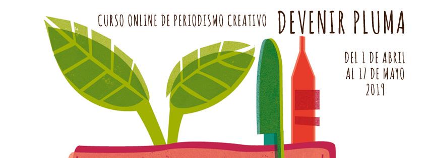 Lanzamos una nueva edición del curso online Devenir pluma