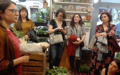 Un paseo por la comunicación de cuatro proyectos de economía social