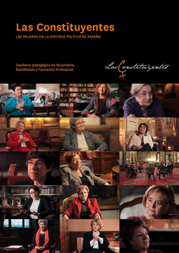 Las Constituyentes. Las mujeres en la historia política de España