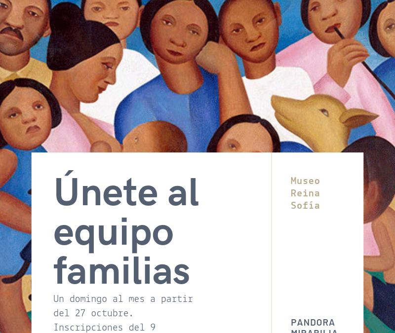 Una comunidad de familias en el Reina Sofía
