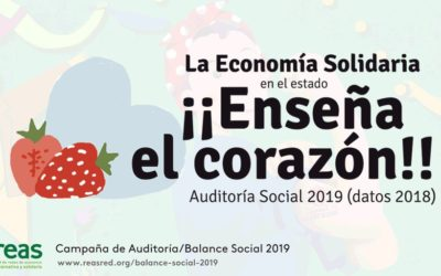 Enseñamos el corazón: balance social 2019