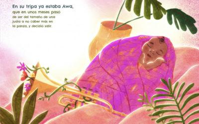'La historia de Awa' contra los estereotipos racistas