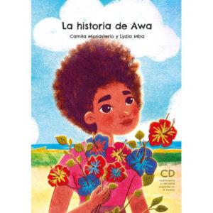 La historia de Awa (portada)