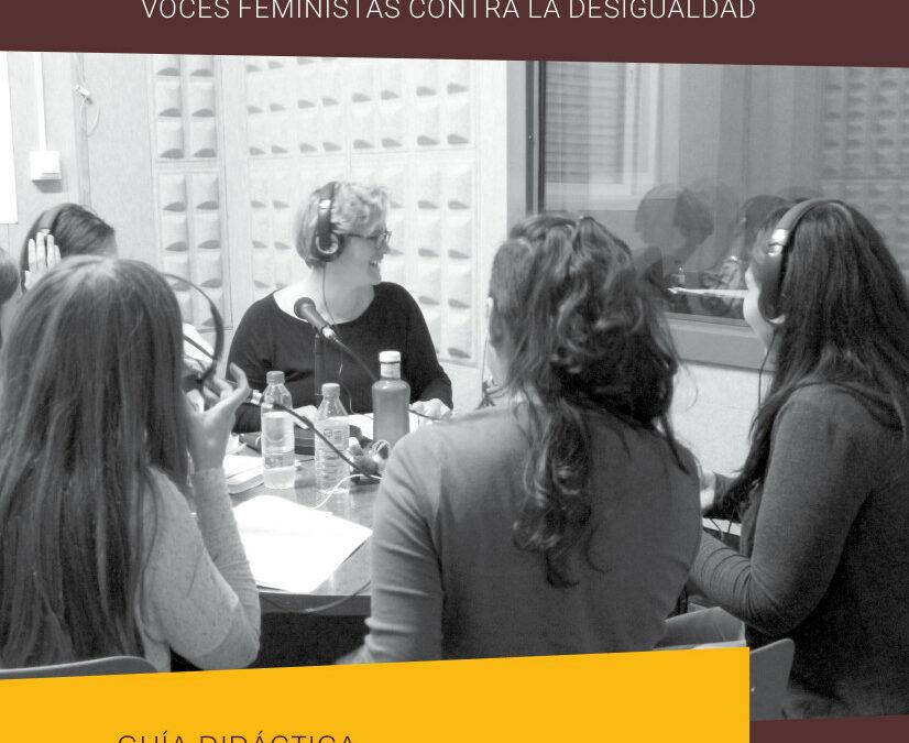 Creación de Podcasts. Voces feministas contra la desigualdad